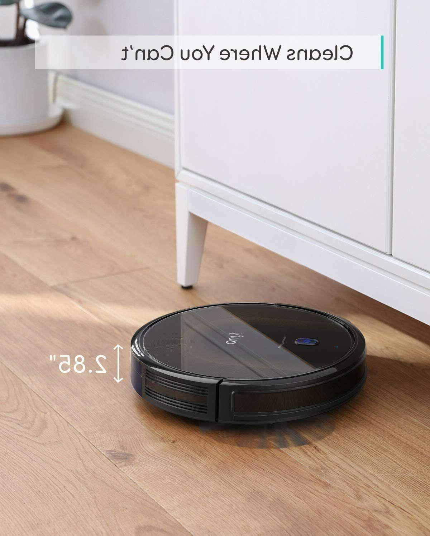 eufy by RoboVac 30C Vacuum Wi-Fi, Super-Thin