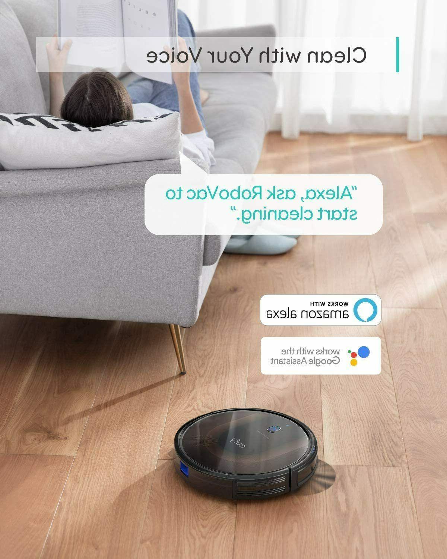 eufy RoboVac Vacuum Wi-Fi, Super-Thin
