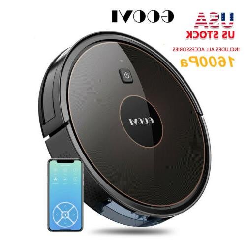 d382 1600pa wi fi app vacuum cleaner