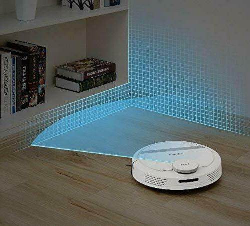 ECOVACS DEEBOT D900 Smart Robotic with Technology Blemished