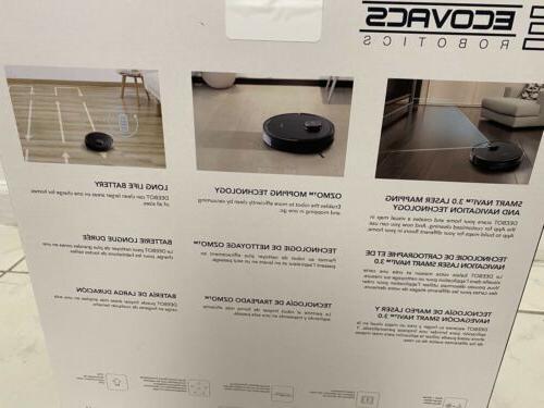 ECOVACS DEEBOT 950 2-in-1 Robot Vacuum &