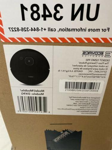ECOVACS DEEBOT 950 2-in-1 &