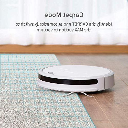 Roborock Cleaner Sweeping and Robotic and Hair, Strong Suction Control, on Hard Floor, Carpet and All Types