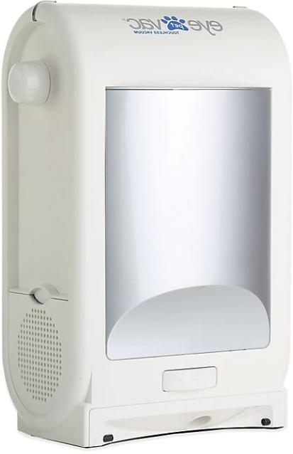 Eye-Vac Stationary Vacuum in White