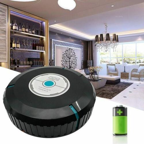 Smart Robot Vacuum Cleaner Auto Cleaning Microfiber Mop Dust