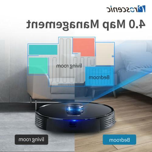 Proscenic M7 Pro Laser Robotic Vacuum Floor 2700Pa