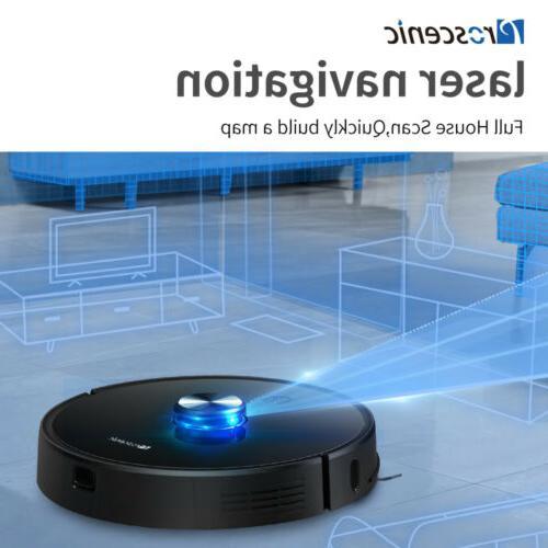 Proscenic Pro Laser Robotic Floor 2700Pa