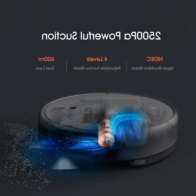 Xiaomi Mijia Vacuum 2500Pa Suction 15 Sensor APP Remote M7R8