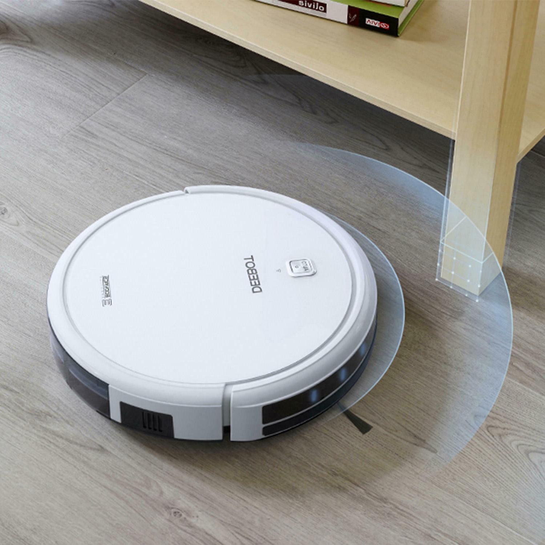 DEEBOT N79W+ Multi-Surface Robotic Vacuum, Alexa control, Yr Warranty