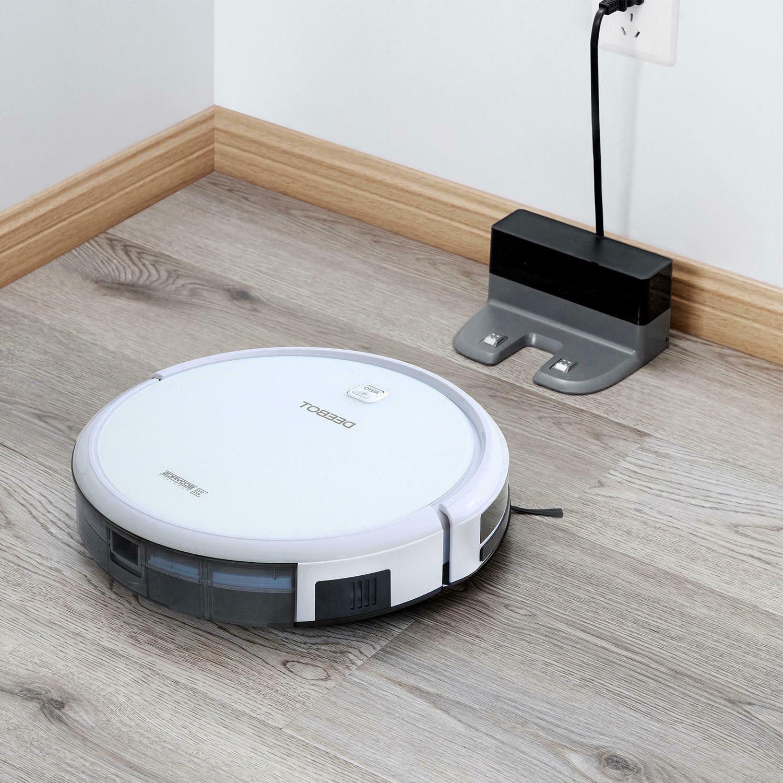 DEEBOT Multi-Surface Vacuum, Alexa APP control,