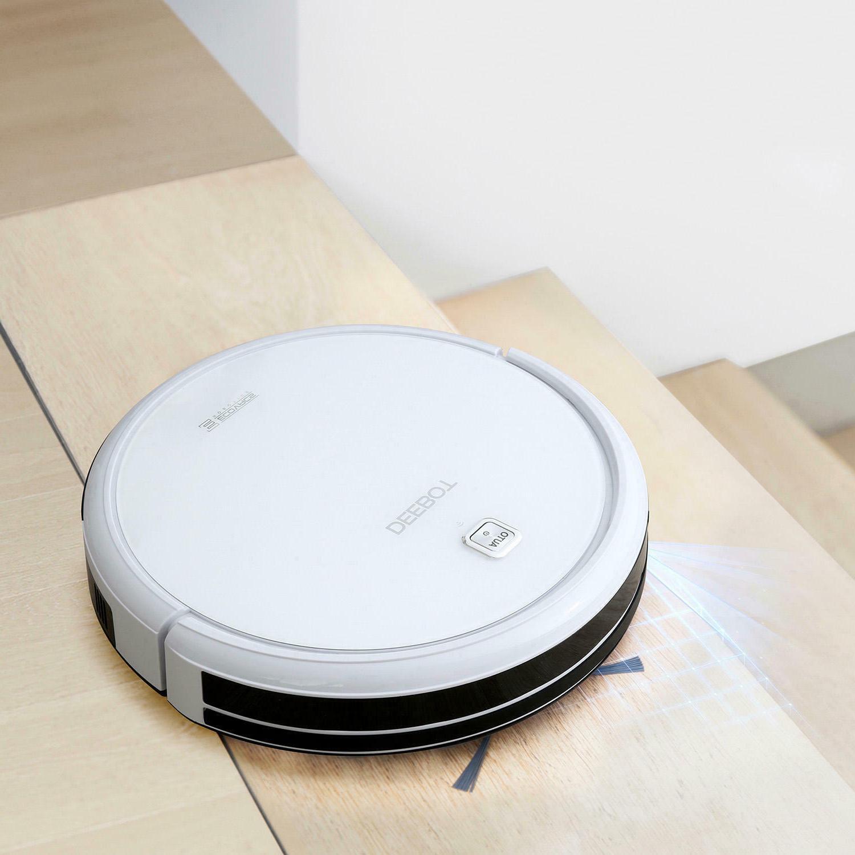 DEEBOT Robotic Vacuum, and control, 2 Warranty
