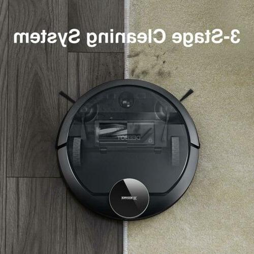 New Black Smart Robotic Alexa Google