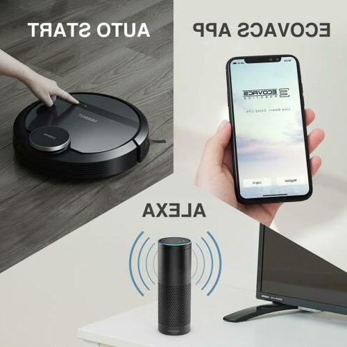 New Deebot Black Alexa and Assistant