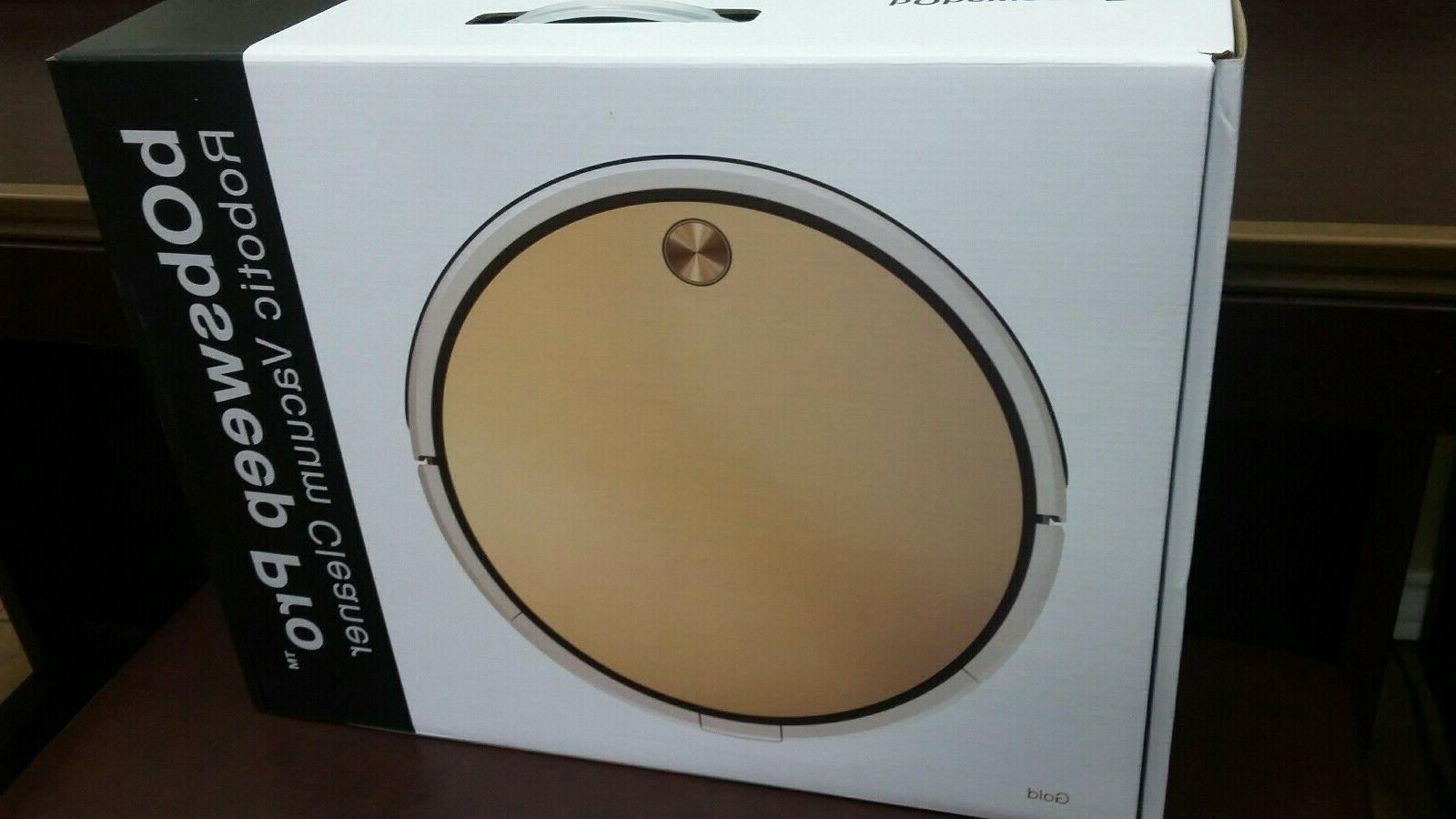 New! Vacuum GOLD Control