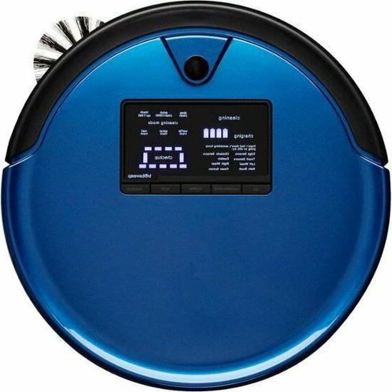 pethair plus robotic vacuum cleaner