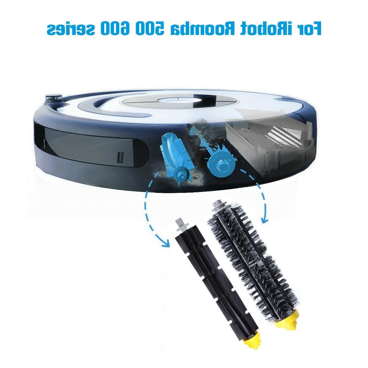 Replacement Kit iRobot 680 600 Series Vacuum Filter Brush