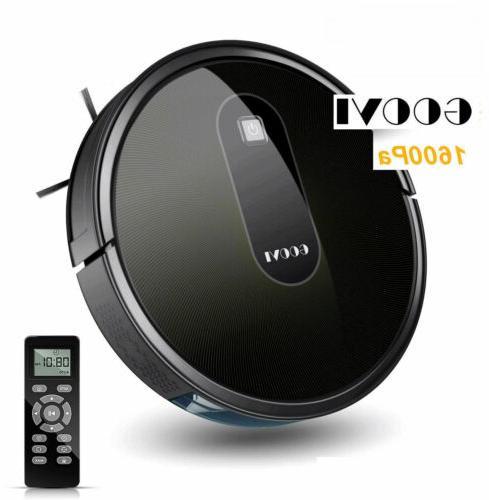 GOOVI 1600Pa Robotic Cleaner Alexa Self-Charging