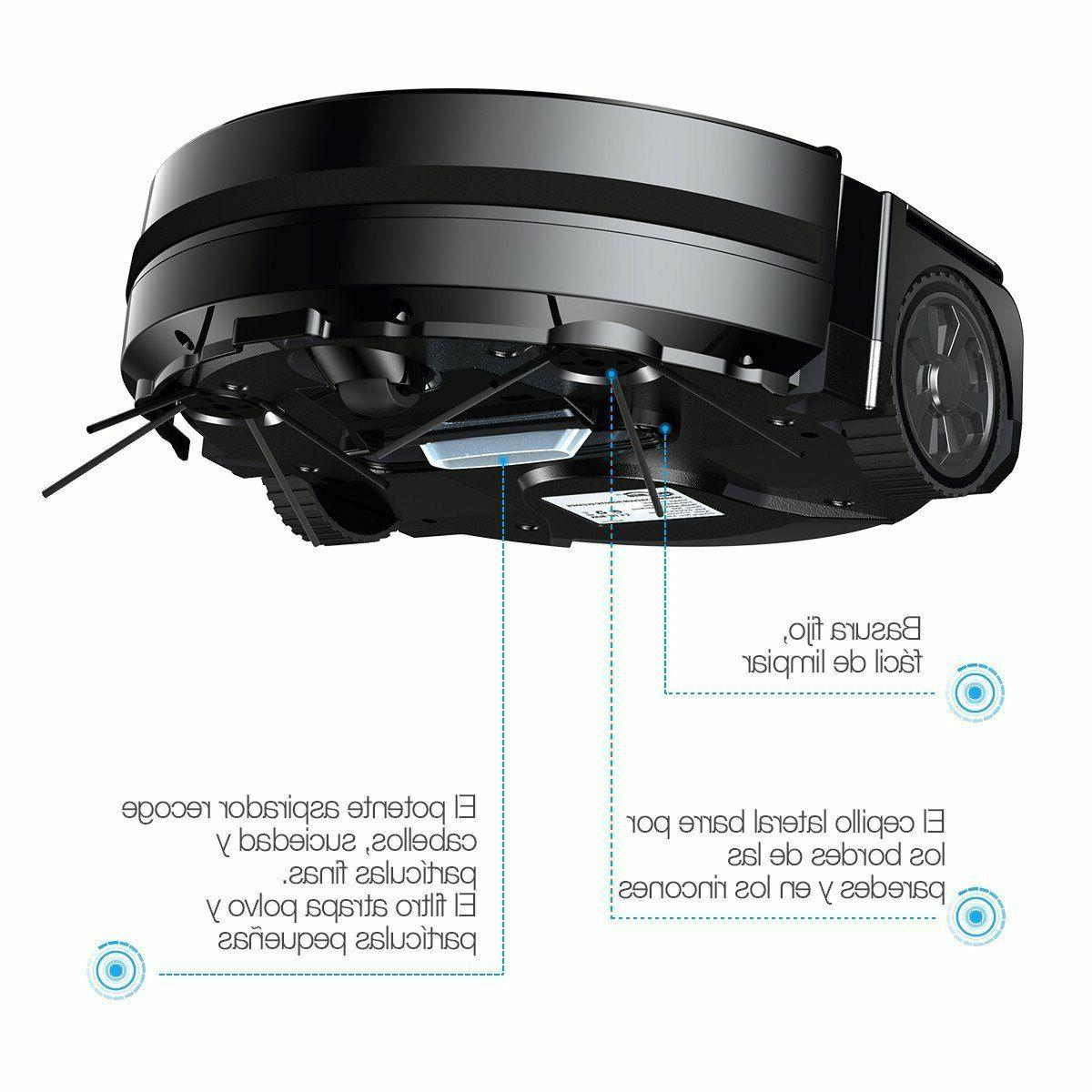 Robot Vacuum with Modes cleaning Powerful