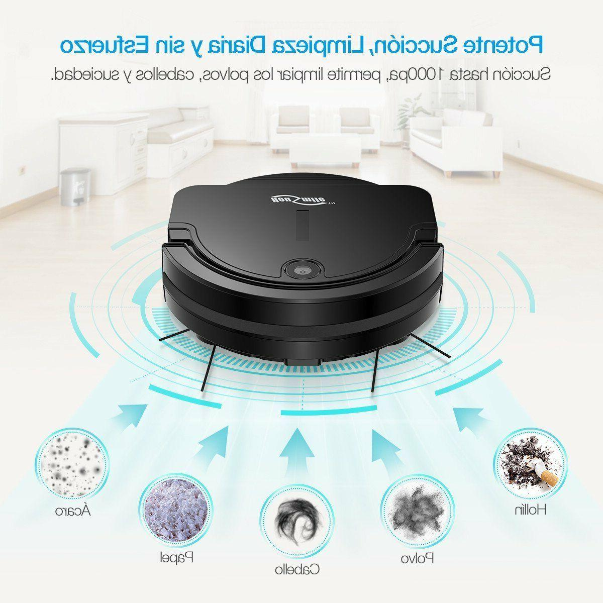 Robot with smart Modes Powerful
