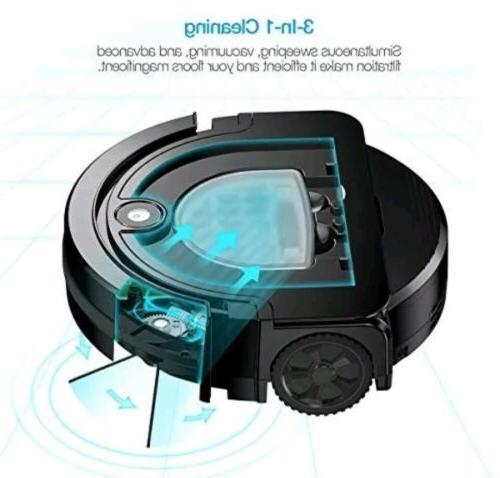 Housmile Vacuum Higher Suction Robotic Vacuum