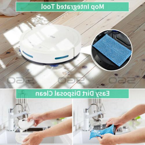 New Robot Cleaner Wi-Fi APP Smart