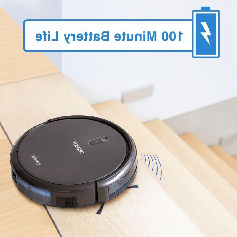 Robot Max Power Controls Self-Charging Carpets