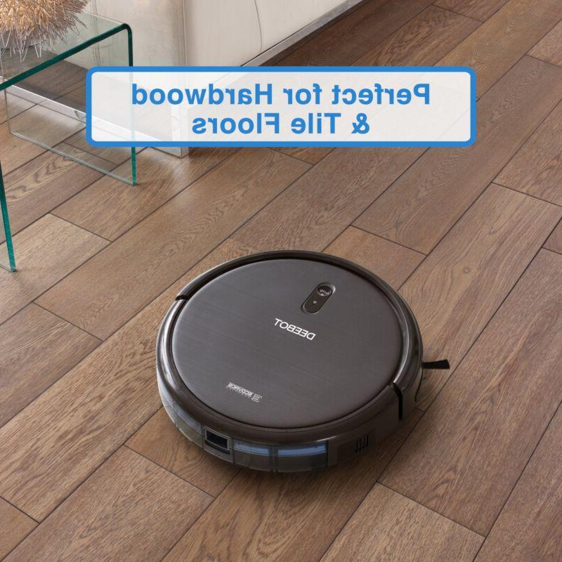 Robot Cleaner Controls Self-Charging Carpets