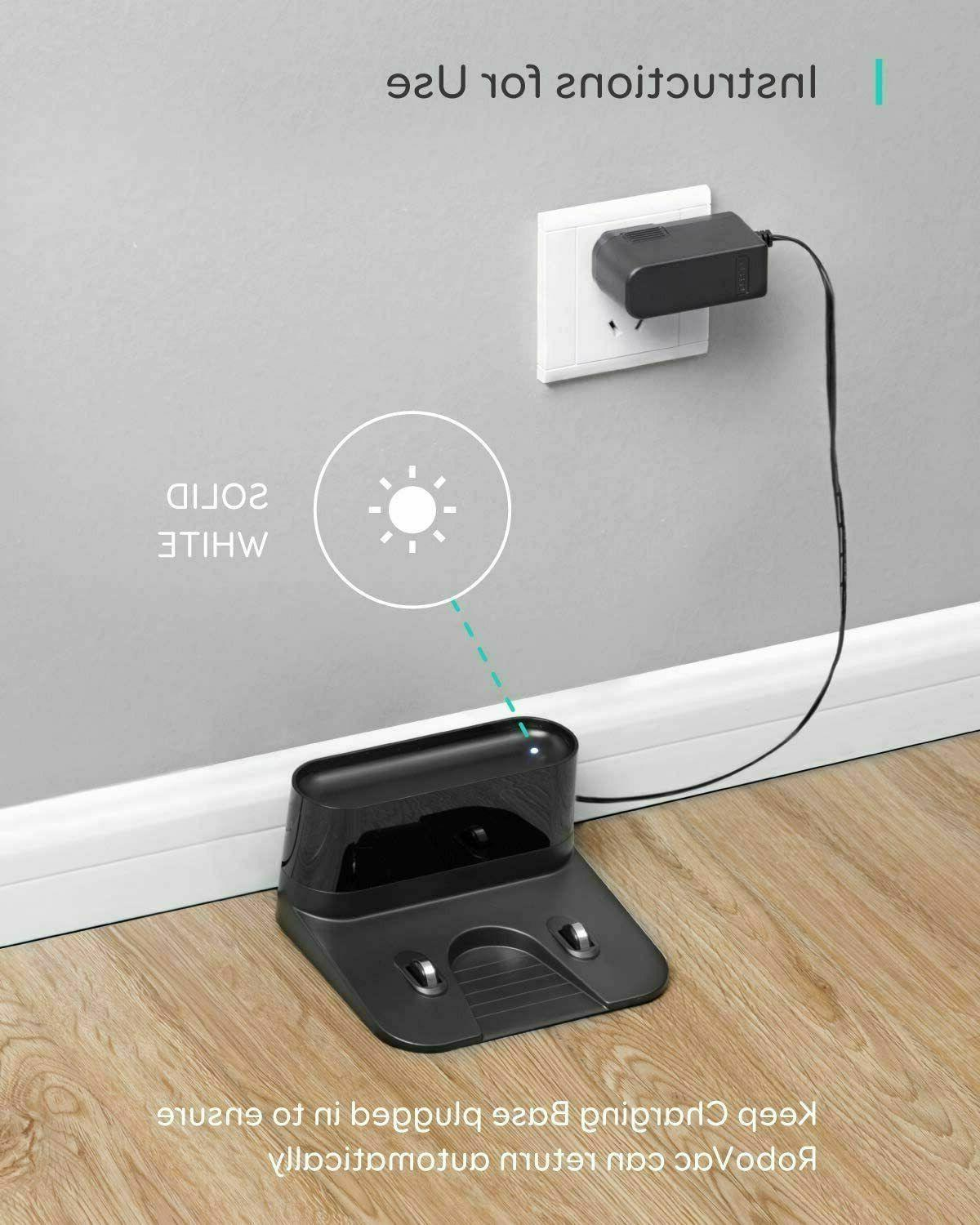 Eufy Dock Base RoboVac 30, 11S, 30C, 15C and More!