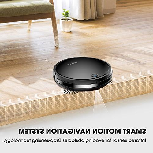 Robot KOIOS - I3 Higher Vacuum Cleaner Self-charging & Drop-sensing Technology, Filter for Battery Cleaner