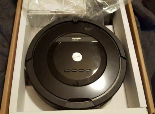 iRobot Roomba 805 Cleaning Vacuum Robot Factory Refurbished