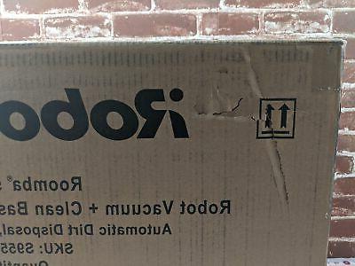 iRobot s9+ Vacuum Disposal Wi-Fi