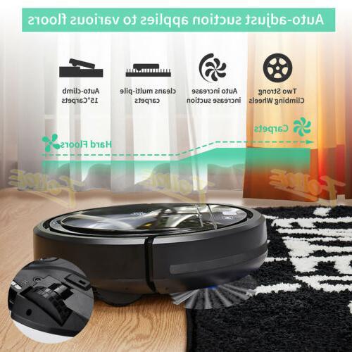 Rumba Robot Vacuum Cleaner 1200Pa Super-Strong Slim Self-charging