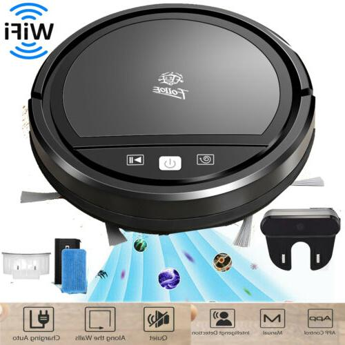 rumba robot vacuum cleaner 1200pa super strong