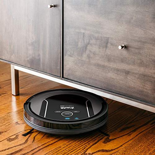 SHARK ION Robot R85 Suction, XL Dust Self-Cleaning Control with or Google Assistant