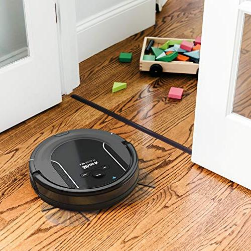 SHARK R85 WiFi-Connected Suction, XL Dust Control with Google