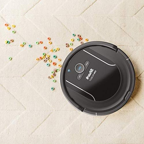 SHARK R85 WiFi-Connected Suction, Self-Cleaning Brushroll and Control Google Assistant