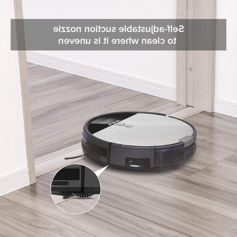 New Robot Vacuum Cleaner and XL 750ml Hard Floor