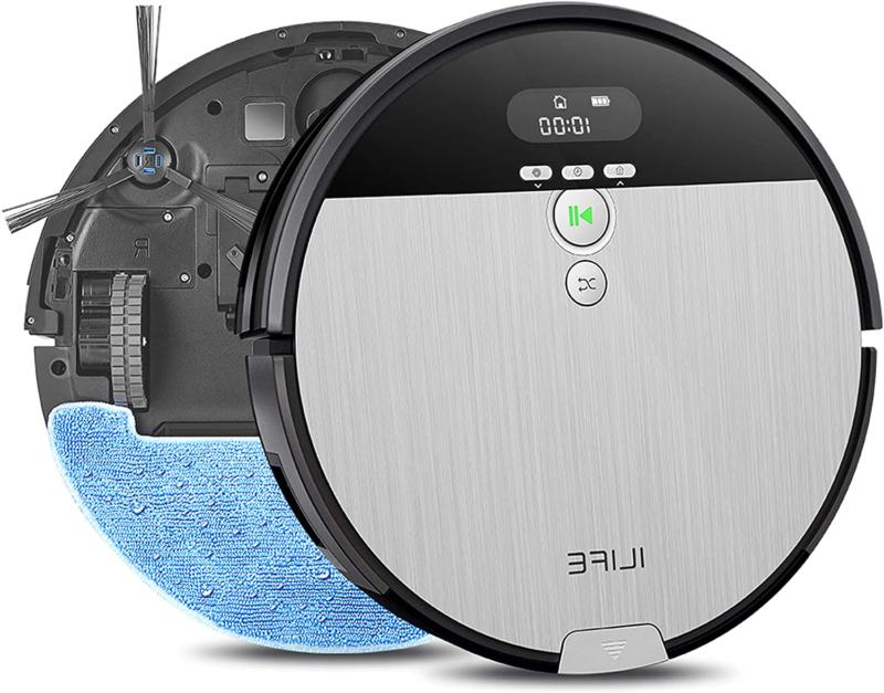 new robot vacuum cleaner and mop combo