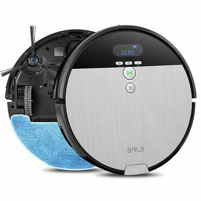 v8s robotic vacuum cleaner with floor mopping