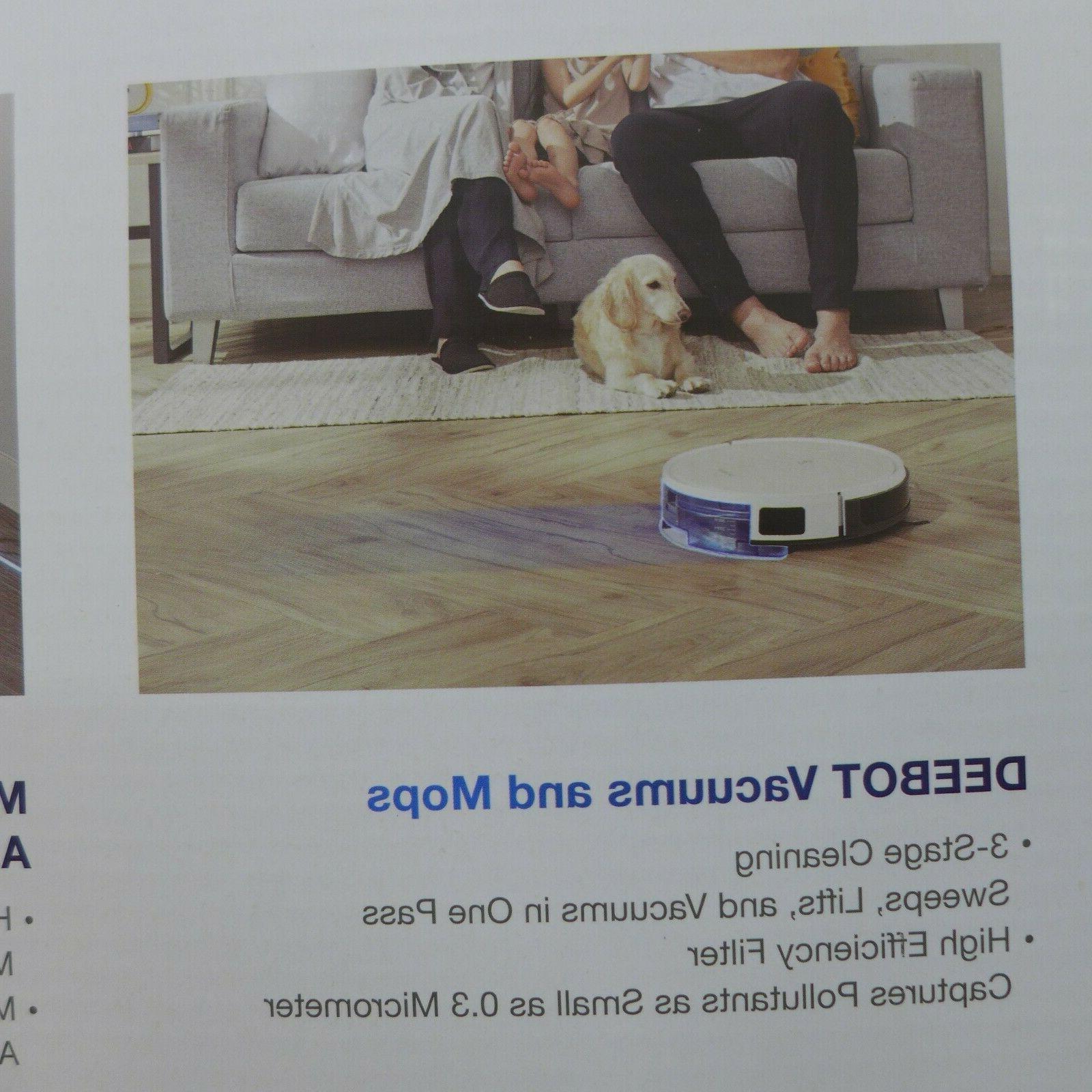 VACUUM Vacuum & Mopping Cleaner