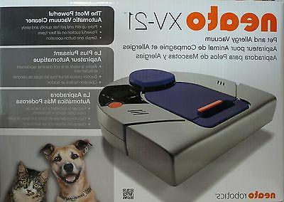 xv 21 pet and allergy automatic vacuum
