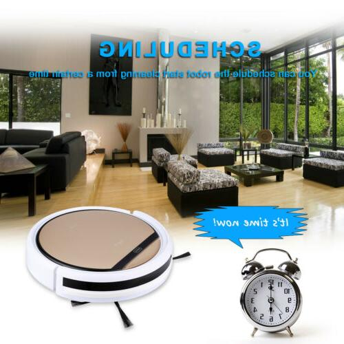 ILIFE V5S Pro Robotic Vacuum Cleaner Cordless Sweeping Clean
