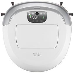 iClebo Omega Robot Vacuum Wet Mop All-Surface Cleaner, Carpe