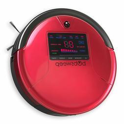 bObsweep PetHair Robotic Vacuum and Mop WP460011RO - ROUGE -