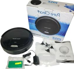 PURE CLEAN PUCRC26B.5 Automatic Robot Auto Vacuum - Home Cle