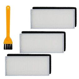 HIFROM Replacement Air Filter Sponges Kit Accessories Set wi