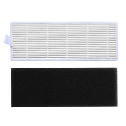 BettaWell 10-Pack Replacement High Efficiency Filter & Spong