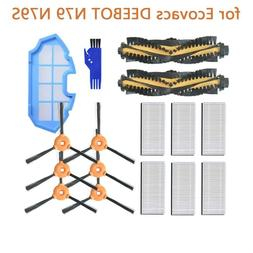 replacement parts set brush for ecovacs deebot