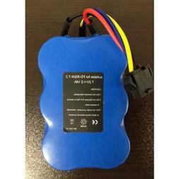 Pyle Replacement Rechargeable Battery Pack - For Pure Clean