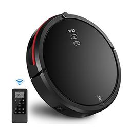 Deik Robot Vacuum Cleaner, Robotic Vacuum Cleaner with Self-